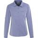 Craghoppers Kiwi - T-shirt manches longues Femme - bleu
